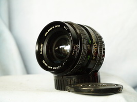 Pentax 28mm F2.8 PK Fit Sigma Prime Wide Angle Macro Lens   -ME SUPER, MX, K1000 - $30.00