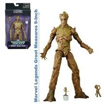 Groot Evolution - Action Figure Set Marvel Legends Guardians of the Galaxy - $39.55