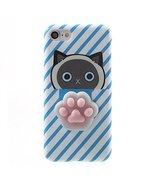 HTC Desire A9 Case,3D Poke Squishy Cat Seal Panda Polar Bear Squeeze Str... - $9.89