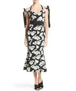 NWT WOMEN Cinq a Sept Blakely Floral-Print Mermaid Dress size 0 $530 - $158.39