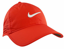 NEW! Nike Women's Perf Golf Cap HERITAGE86-Max Orange - $54.33