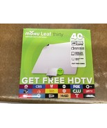 Mohu MH-110583 Leaf 30 HDTV Indoor Antenna - White - $37.25