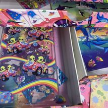 Vintage Lisa Frank Stationery Box Extras May Vary (better Stuff  image 7