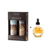 Cuccio Butter, Scrub Blend Duo's and Cuticle Oil Kits (Vanilla Bean & Su... - $26.95