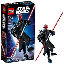 LEGO Star Wars Darth Maul 75537 Building Kit (104 Piece) - $31.73