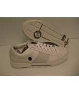 310 motoring mens shoes Game 31501/WGRY white/LT casual size 12 - $108.85