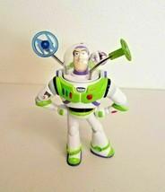 Disney Parks Toy Story Buzz Lightyear Light Up Chaser Spinner Toy w/Batt... - $14.84