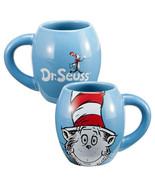 Dr. Seuss The Cat In The Hat Figure 18 oz. Ceramic Mug NEW UNUSED - $11.60