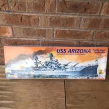 Revell USS Arizona Model, Pacific Fleet Battleship - $14.84