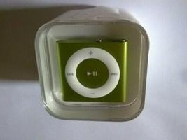 Apple iPod Shuffle 4th Gen Green, 2GB, MC753LL/A (Worldwide Shipping) - $148.49