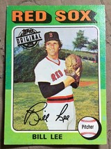 Bill Lee 2015 Topps Original 1975 Red Sox - $2.49