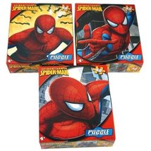 Cardinal Spiderman Spider Sense 48pc. Puzzle-Flying Through - $1.28