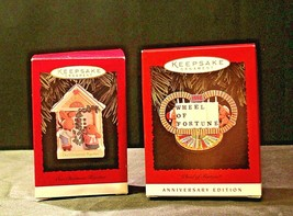 Hallmark Handcrafted Ornaments AA-191771F Collectible  ( 2 pieces ) image 2
