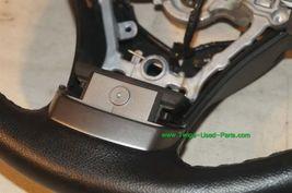 Subaru Legacy Steering Wheel W/Radio Controls & Paddle Shifter 2010 image 5
