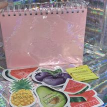 SOLD OUT LMTD ED GLOW RECIPE GLOW Diary with Avocado Pineapple Banana Samples image 7