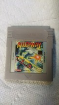 Alleyway Nintendo Game Boy 1989 Help Mario Destroy The Brick Wall Works ... - $11.41