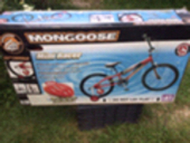 Mongoose mini racer 20 bicycle - $55.00