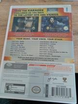 Nintendo Wii Disney Sing It: Pop Hits ~ COMPLETE image 4
