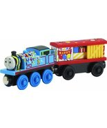 Thomas And Friends Wooden Railway - Happy Birthday Thomas And Box Car - $44.55