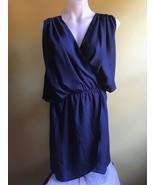 BCBGeneration Women Dress Galaxy / Navy Size US M  - $32.00