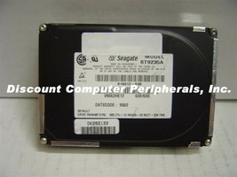 """209MB Seagate ST9235A IDE 2.5"""" 19MM 44PIN Vintage Hard Drive Tested Good - $16.61"""