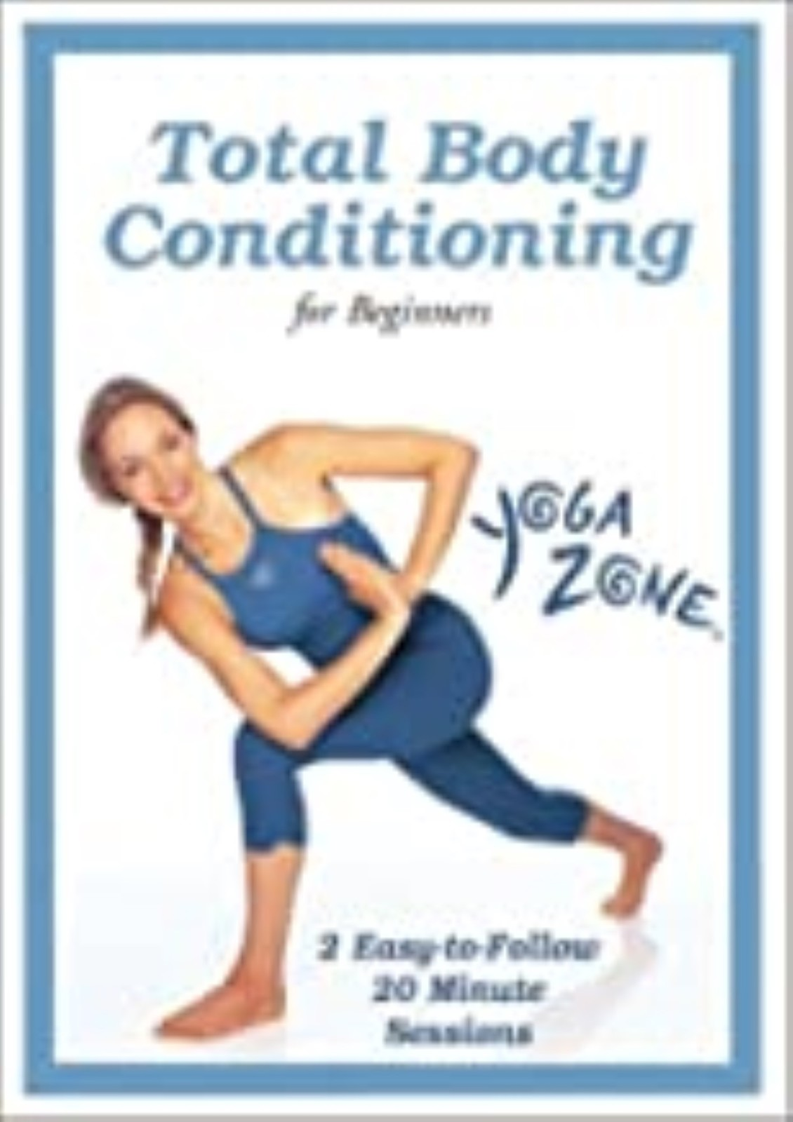 Yoga Zone - Total Body Conditioning Dvd