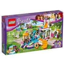 LEGO Friends Heartlake Summer Pool 41313 Building Toy Set New - $49.99