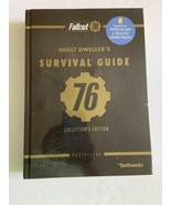 Fallout 76 Vault Dweller's Survival Official Collector's Edition Guide &... - $16.99