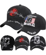 POW MIA Military Baseball Cap Veteran US Army Hat Some Gave All - $11.99