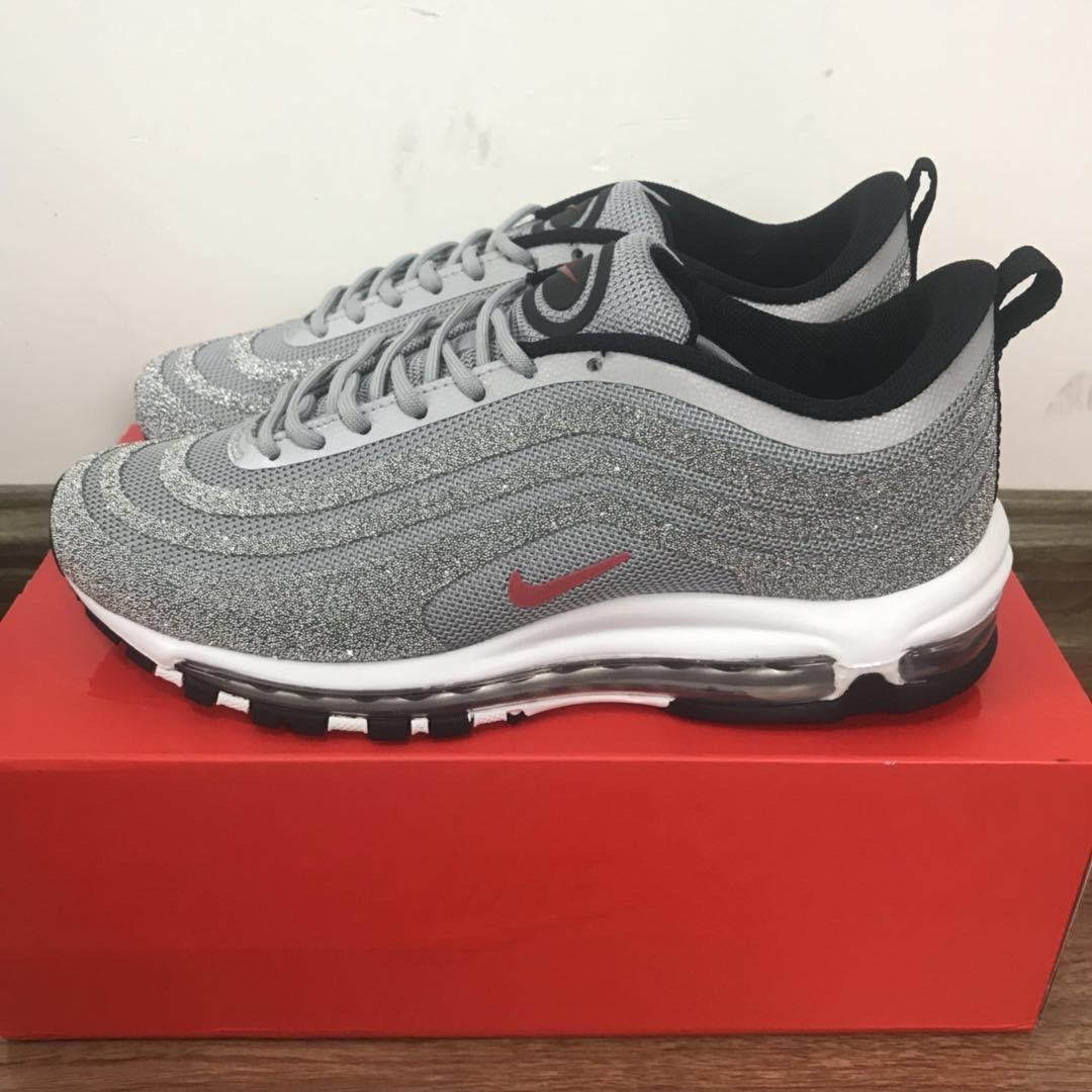 low priced 56709 f94bd NIKE AIR MAX 97 Swarovski Luxury Crystals and 50 similar items