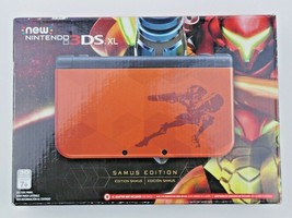 """New"" Nintendo 3DS Xl Samus Edition Console [Brand New!] Ultra Rare Collectible - $593.97"