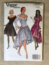 Vogue 8200 Dress Sewing Pattern - $9.89