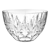 "$100 NEW Marquis by Waterford Sparkle First Quality Bowl Size 9"" x 6"" - $46.74"