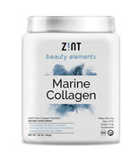 Z!NT Hydrolyzed Marine Collagen Powder Anti Aging Collagen Peptides Beau... - $39.59