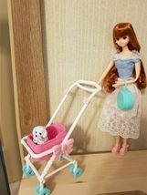 Mimi World Mimi and Shushu Let's go to The Park Figure Toy Doll Rollplay Playset image 4