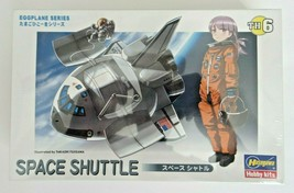 Hasegawa EggPlane Series Space Shuttle Model #60106 Japan TH6 Factory Se... - $17.99