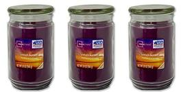 Mainstays 20oz Velvet Sunset Scented Candles, 3-Pack - $44.05