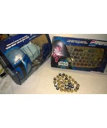 Star Wars Japan Pepsi Figure Bottle Cap Collection TPM & AOTC & Bonus Ca... - $241.87