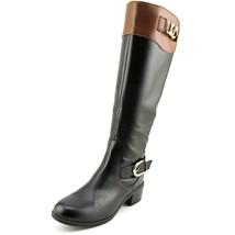 Karen Scott Darlaa Women US Black Knee High Boot SZ: 6M - $1.087,68 MXN