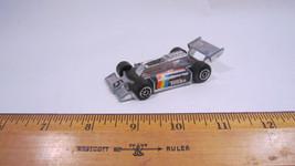 Vintage Unique Tonka F1 Racer Silver and Black  - $9.40