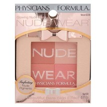 Physicians Formula Nude Wear Glowing Nude Blush, NATURAL - 0.24 Oz.  - $7.89