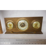 Vintage Weather Station Thermometer/Humidity/Barometer Made in Western G... - $39.55