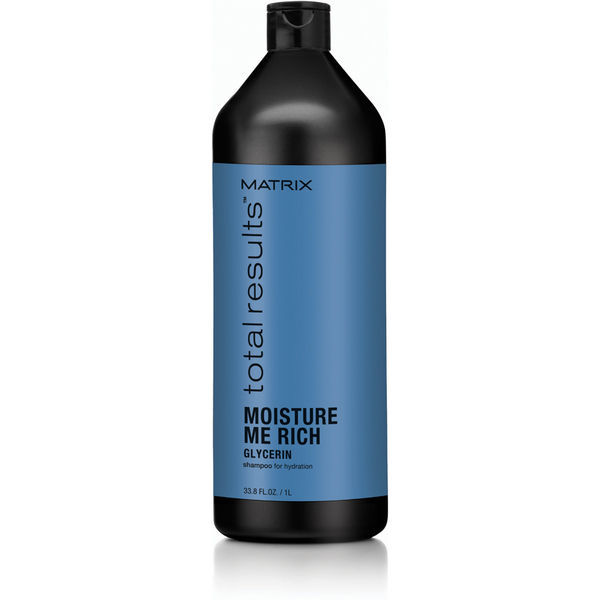 Matrix Total Results Moisture Me Rich Shampoo (1000ml)