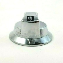 Star Max 502FF  Chrome knob  Starmax Replacement Part Used (IIR) - $10.69