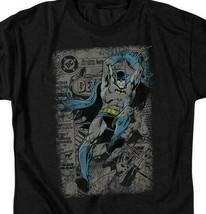 DC Comics Batman retro comic book cover superhero graphic t-shirt BM1842 image 2