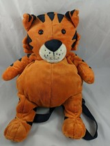 "Gymboree Tiger Plush Backpack Storage 17"" Stuffed Animal toy - $7.95"