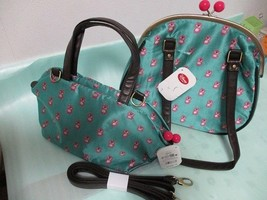 Disney Store Lozzo Hag Bear Bag & Boston Bag 2way Set Character Item - $165.33