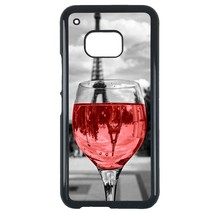 Coloful wine with Paris HTC desire 820 case Customized premium plastic b... - $11.87