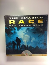 NEW The Amazing Race DVD Board Game Pressman 2006 Teens and Adults Sealed - $12.99