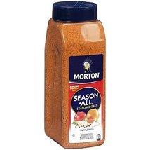 Morton Season-All Seasoned Salt - 35 oz.(pack of 4) A1 - $43.55